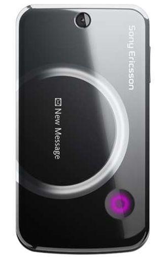 Sony Ericsson T707 Black