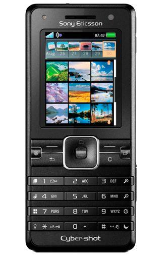 Sony Ericsson K770I Trade Black