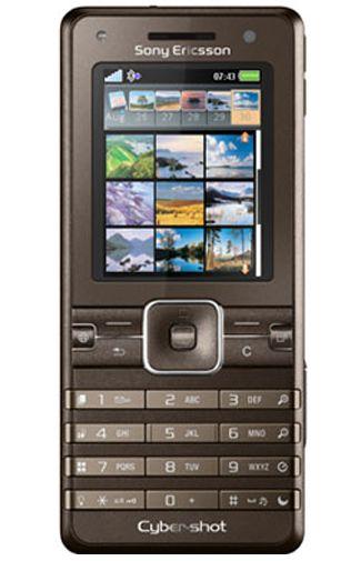 Sony Ericsson K770i Truffle Brown