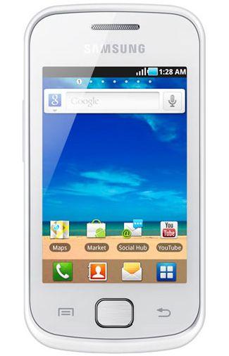 Samsung Galaxy Gio S5660 White
