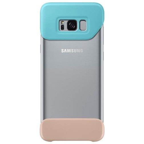 Samsung 2Piece Cover Mint/Pink Galaxy S8+