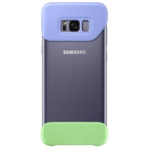 Samsung 2Piece Cover Violet/Green Galaxy S8+