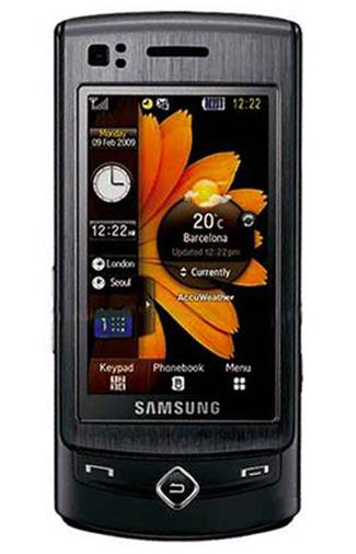 Samsung S8300 Ultra Touch Black