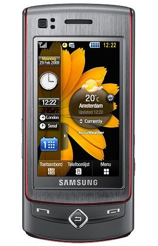 Samsung S8300 Ultra Touch Red