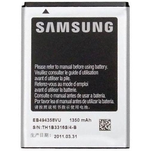 Samsung Accu EB494358VU Samsung Galaxy Ace/Gio/Star