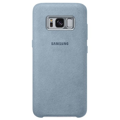 Samsung Alcantara Back Cover Grey Galaxy S8+