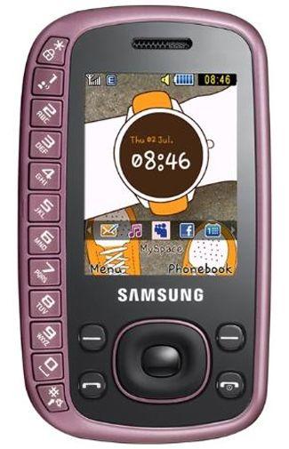 Samsung B3310 Deep Purple