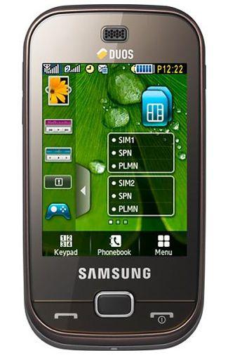 Samsung B5722 Brown