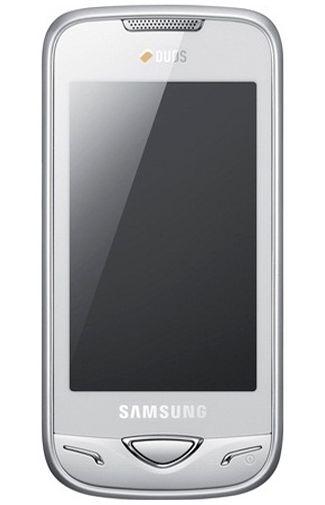 Samsung B7722 DuoSim White
