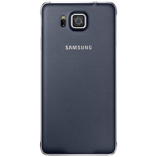 Productafbeelding van de Samsung Back Cover Black Galaxy Alpha