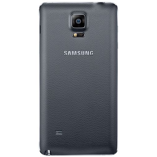 Samsung Back Cover Black Galaxy Note 4