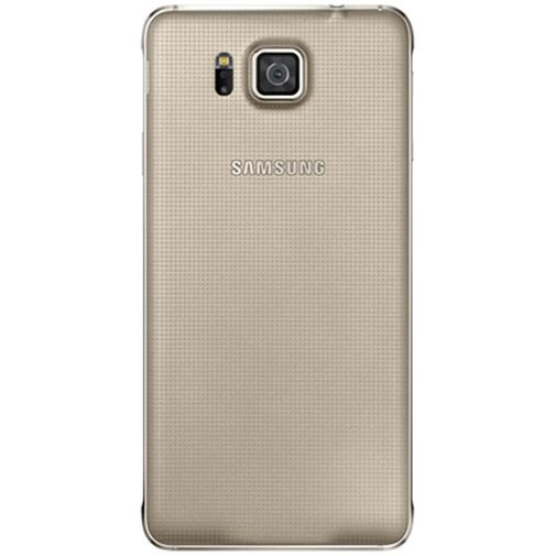 Samsung Back Cover Gold Galaxy Alpha