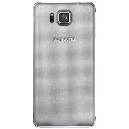 Samsung Back Cover Silver Galaxy Alpha