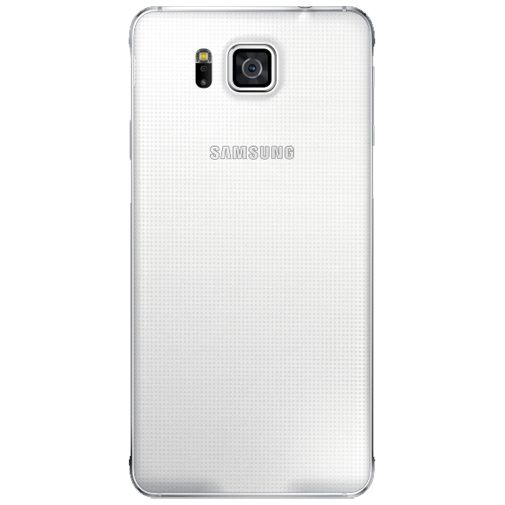 Samsung Back Cover White Galaxy Alpha