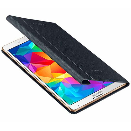 Samsung Book Cover Black Galaxy Tab S 8.4