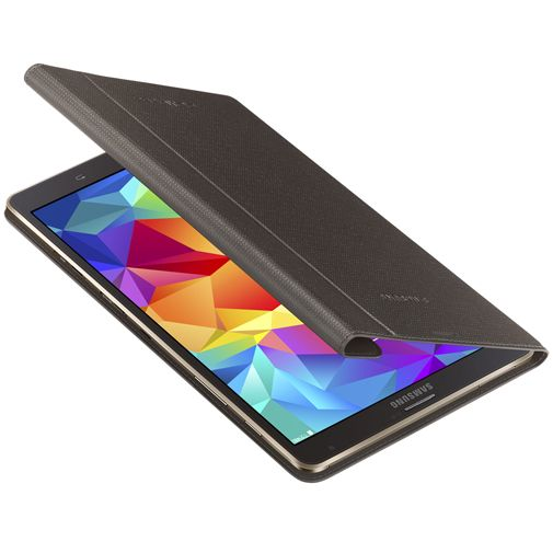 Samsung Book Cover Bronze Galaxy Tab S 8.4
