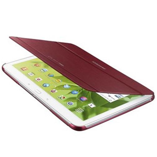Productafbeelding van de Samsung Book Cover Samsung Galaxy Tab 4 10.1 Red
