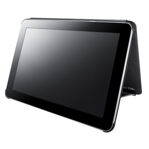 Samsung Book cover Zwart voor Samsung Tab 10.1