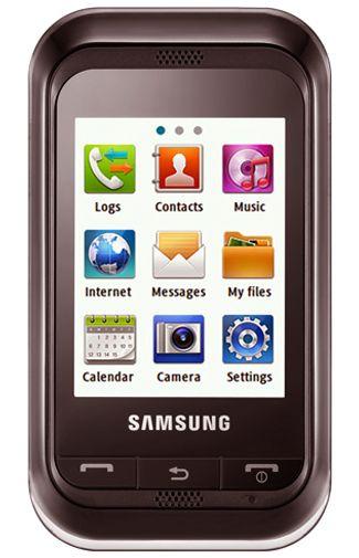 Samsung C3300 Star Mini Brown