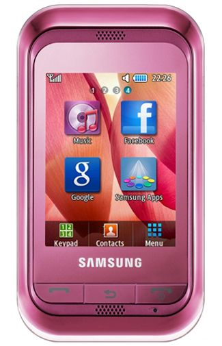 Samsung C3300 Star Mini Pink