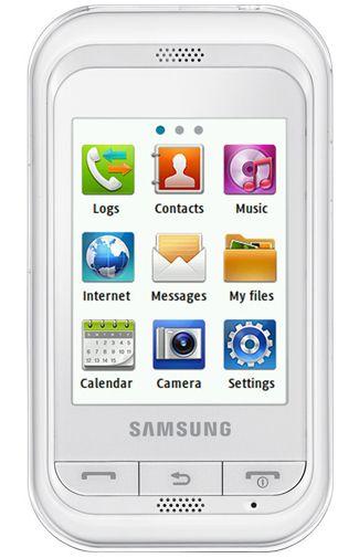Samsung C3300 Star Mini  White