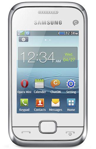 Samsung REX60 C3310R Pearl White
