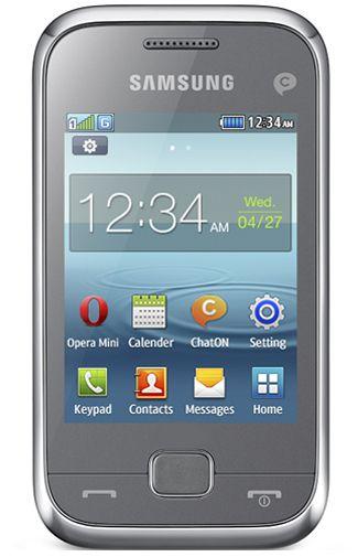 Samsung REX60 C3310R Silver