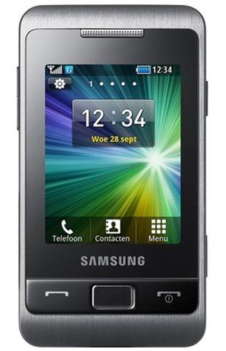 Samsung C3330 Champ 2 Silver
