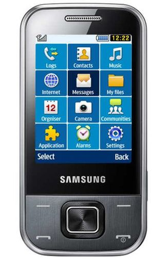 Samsung C3750 Grey