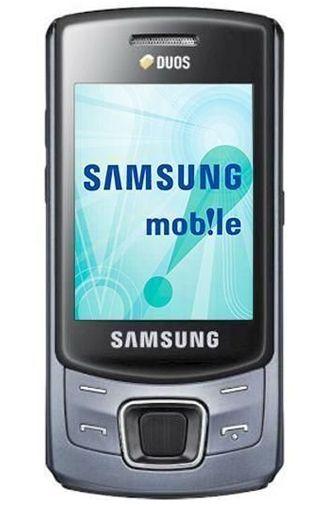 Samsung C6112 Dual Sim Blue