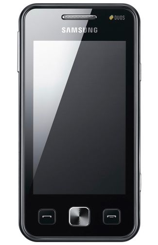 Samsung C6712 Star II Dual Sim Black