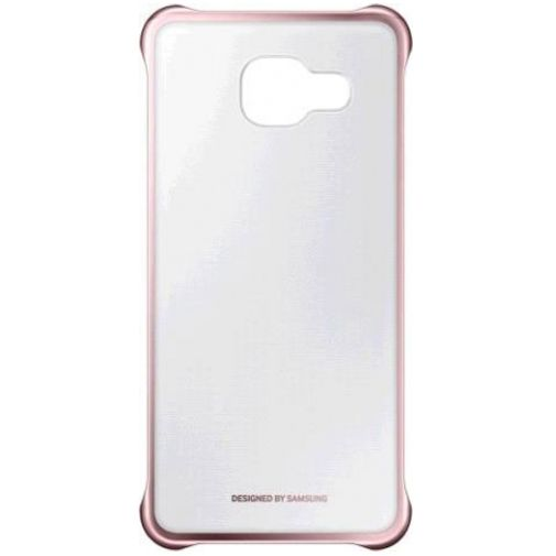 Samsung Clear Cover Rose Gold Galaxy A3 (2016)