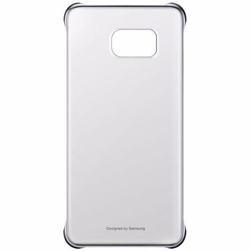 Samsung Clear Cover Silver Galaxy S6 Edge Plus