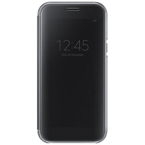 Samsung Clear View Cover Black Galaxy A5 (2017)
