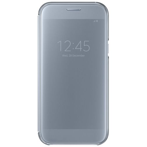 Samsung Clear View Cover Blue Galaxy A5 (2017)