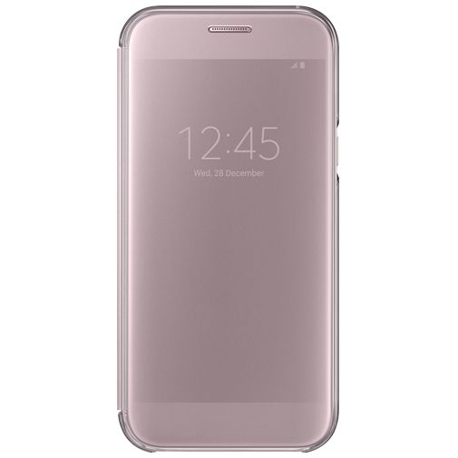 Samsung Clear View Cover Pink Galaxy A5 (2017)
