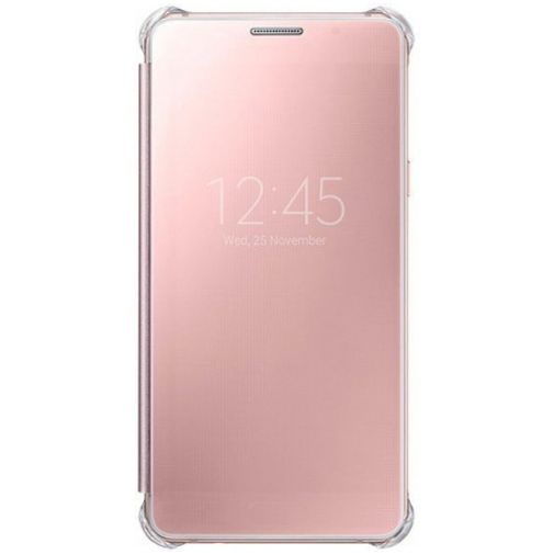 Samsung Clear View Cover Rose Gold Galaxy A5 (2016)
