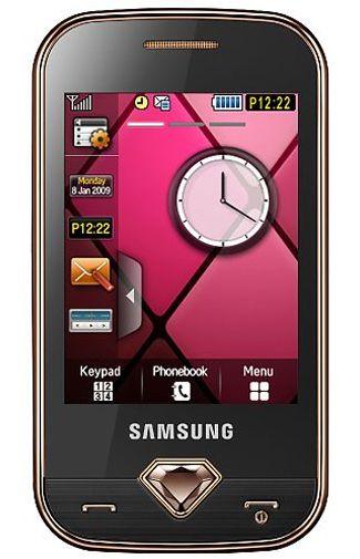 Samsung Diva S7070 Gold