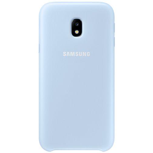 Samsung Dual Layer Cover Blue Galaxy J3 (2017)