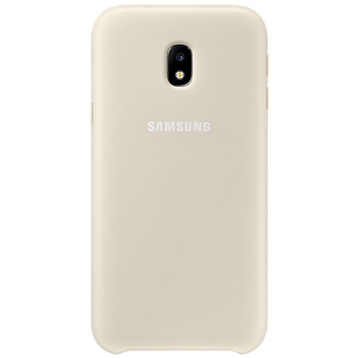 Samsung Dual Layer Cover Gold Galaxy J3 (2017)