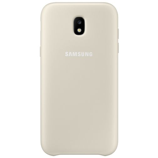 Samsung Dual Layer Cover Gold Galaxy J5 (2017)