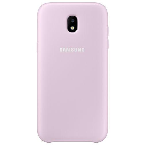 Samsung Dual Layer Cover Pink Galaxy J5 (2017)