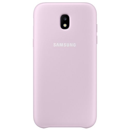 Samsung Dual Layer Cover Pink Galaxy J7 (2017)