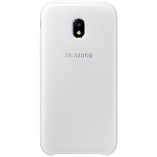 Samsung Dual Layer Cover White Galaxy J3 (2017)