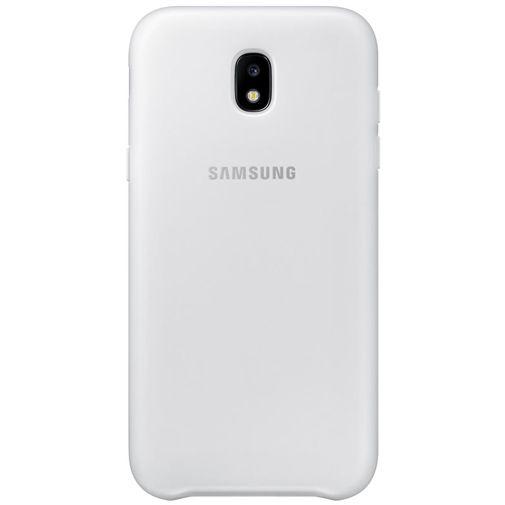 Samsung Dual Layer Cover White Galaxy J5 (2017)