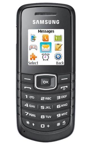 Samsung E1080 Black