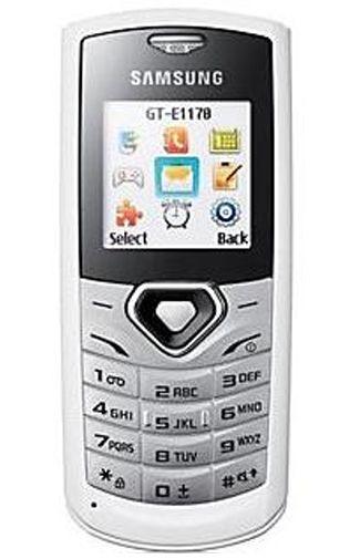 Samsung E1170 White