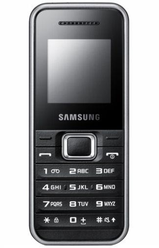 Samsung E1180 Silver