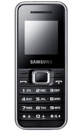 Samsung E1182 Dual Silver