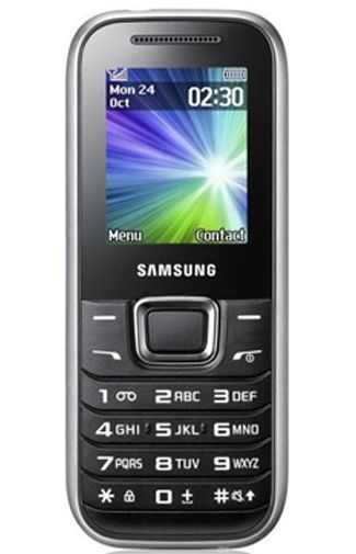 Samsung E1230 Silver